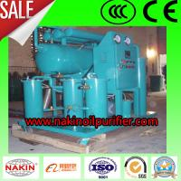 Quality ZY-100 (6000L/H)  Single stage vacuum insulating oil purifier wholesale