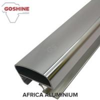 Buy cheap golden aluminum extrusion profile polish aluminum profile for kitchen and from wholesalers
