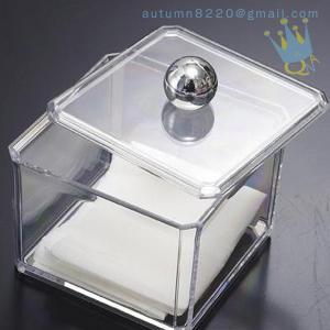 Quality acrylic cosmetic display organizer wholesale