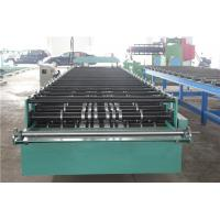 Quality Aluminum Roof Panel Standing Seam Roll Forming Machine 400/425mm Effective Width wholesale