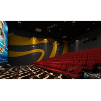 Quality IMAX 3D Sound Vibration Theater With 2K Projector  For Commercial Use wholesale