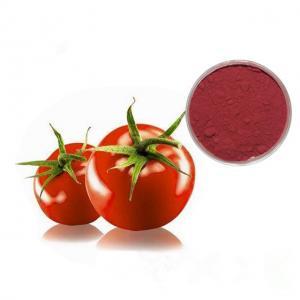 Professional Tomato Extract Powder Lycopene Powder 5% 10% 20% Delay Aging