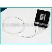 Quality 8 Channels L Band Fiber Optic CWDM Mux Demux Module Splitter Passive Device wholesale