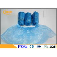 Quality PE Disposable Shoe Booties Covers Shoe Protectors For Waterproof Protection wholesale