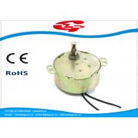 China Small Reversible Synchronous Motor , Synchron Clock Motor For Oven Turn Plate on sale