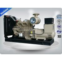Quality Open Power Generator Set Diesel / Sounproof Three Phase Diesel Generator wholesale