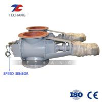 Quality Customized Industrial Rotary Airlock Valve , Heavy Duty Rotary Airlock Feeder wholesale