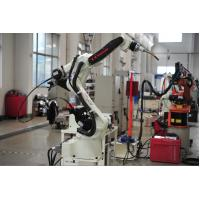 Quality Gantry - hanging Welding Robotic Arm for Stainless Steel / Aluminum wholesale
