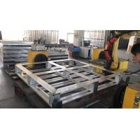 Quality Chemical Use Metal Storage Pallet Customized Color And Size  Aluminium Pallets wholesale