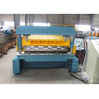 Quality Coil Width 1700mm Anti - Rust Floor Deck Forming Machine Tensile Strength 720Mpa wholesale