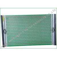 Buy cheap FLC503 /FLC504 Oil Vibrating Screen Flo Mud Cleaner 500 Series 1050*700mm from wholesalers
