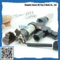 China fuel injector jet engine 095000-6591; denso fuel injector kit; fuel injector kit repair on sale