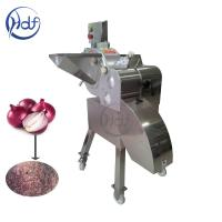 Quality High Speed Onion Dicing Machine , Onion Slicing Machine For Kitchen wholesale
