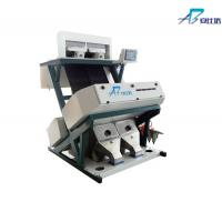 Quality high capacity Rice color sorter machine with 448 channels, color sorting for rice wholesale