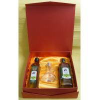 Buy cheap Gift paper box   Packing With Logo Printing for wine from wholesalers
