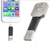 Quality New 2GB Metal Key Chain Cable for iPhone5/5s wholesale