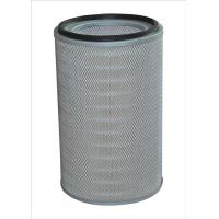 Quality Excavator Forklift Oil Filters With Hexagonal / Prismatic Mesh , NO.KW3046 wholesale
