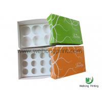 Quality Hot sales cupcake boxes and inserts wholesale