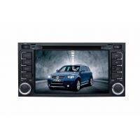 Quality Touareg 5 Inch Car GPS Navigation Stereo System Bluetooth AV Input USB wholesale