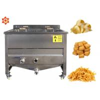 Quality 55L Oil Capacity Chips Deep Fryer Machine Fried Chicken Machine With CE Certification wholesale