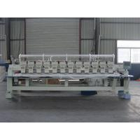 Quality Programmable Embroidery Machine 12 Heads , Flat Knitting Machine With USB Port wholesale