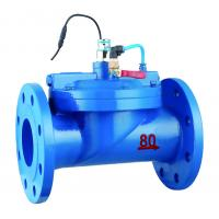 YSG series large size 2-way bistable self-sustaining pulse solenoid valve DN65~