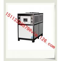 Quality 50HP New design R22 refrigerator air cooled water chiller / air cooling chiller from China wholesale