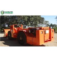 Quality RL-2 Air-Cooled Engine Load Haul Dump Machine for Mining and Tunneling Excavation wholesale