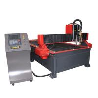 Cheap 1300*3000mm Table Type CNC Plasma Flame Cutting Machine with 200A Plasma Power Supply for sale