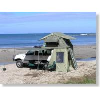 Quality Triangular type car hard shell folding roof tent wholesale