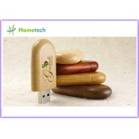 Quality Wooden USB Flash Drive OEM Gift Wooden USB , Can Brand your Own LOGO Wooden USB Drive wholesale