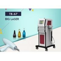 Quality Vertical Water Cooling 4 Head Tattoo / Pigmentation Removal Skin Rejuvenation  Picosure Laser  Machine wholesale
