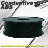 Quality Good Performance Of Electroplating ABS Conductive 3D Printer Filament 1kg / Spool  Conductive Filament wholesale
