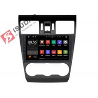 Quality Gps Bluetooth Radio Android Car Dvd Player Gps Navigation For Jeep Forester wholesale