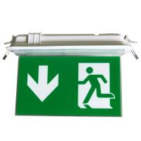 China Energy Saving LED Rechargeable Emergency Exit Sign Ni-Cd Battery on sale