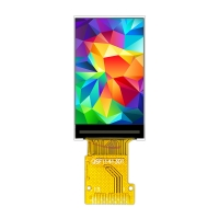 Quality 13pin 1.14 Inch IPS LCD TFT Displays With CTP Capacitive Touch Screen Panel Module wholesale