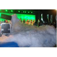Quality Stage Family Party 2000Watt High Power Large Foam Machine , Power Control wholesale