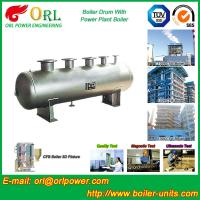 Quality Gas Steam CFB Boiler Drum Water Heat Non Pollution Boiler Equipment wholesale