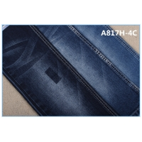 China 11.2oz 67% Ctn 27% Poly 3% Spx Cotton Polyester Denim Fabric For Men Jeans on sale