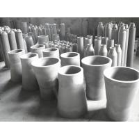 Buy cheap Sisic Silicon Carbide Refractory Ceramic Cone Liner for Cyclone from wholesalers