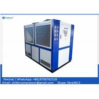 Buy cheap 100kw Scroll Air Cooled Anodizing Water Chiller / Industrial Water Chiller for from wholesalers