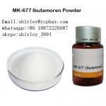 Quality 99% Purity MK-677 Sarms Raw Powder White Color Pharmaceutical Grade wholesale