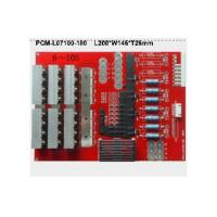 Quality PCM / Protect Circuit Module For 33.3VLi-Ion Polymer Battery wholesale
