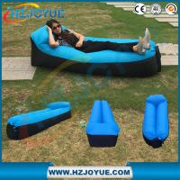 China New design!!! air inflatable lounger/beach lounger inflatable for sale on sale