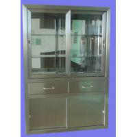 Quality full Stainless Steel  medical Cabinet for lab furniture cabinet equipment wholesale