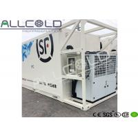 Quality Custom Mobile Forced Air Cooling Anti Corrosion PLC Touchscreen Control wholesale
