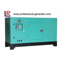 Buy cheap Cummins Powered 120kw Silent Diesel Generator Set with Diferrent Color Canopies product
