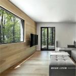 Quality Aluminum profile-Non-thermal break-Swing door-Black-55/65mmseries wholesale