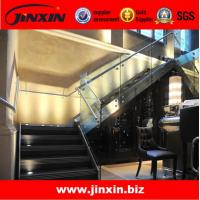 Quality JINXIN stainless steel rails for staircases stair railings wholesale
