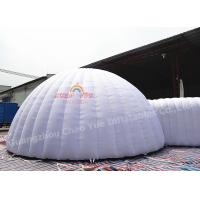 Quality Hot Sale White Inflatable Dome Tent wholesale